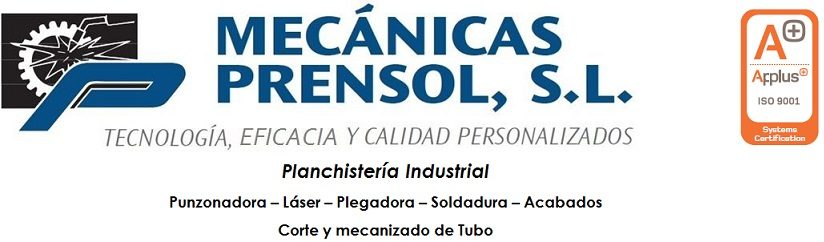 Mecánicas Prensol S.L.